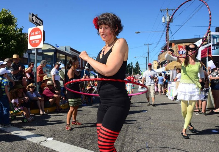 Multnomah Days Parade is Saturday, Aug. 18 | Portland Tribune [Look for me in the white Volvo convertible!]