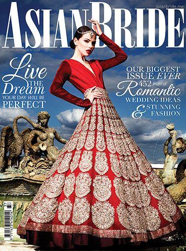 Woman Asian Bride Magazines London 114