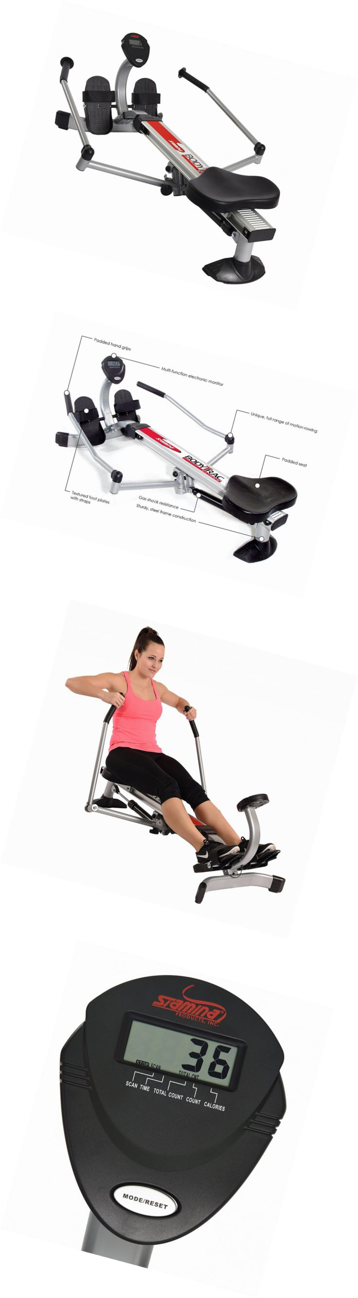 Rowing Machines 28060: Stamina Body Trac Glider 1050 Rowing Machine -> BUY IT NOW ONLY: $157.96 on eBay!