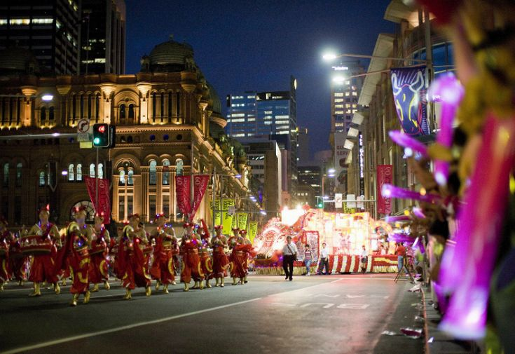 Chinese New Year Sydney 2015
