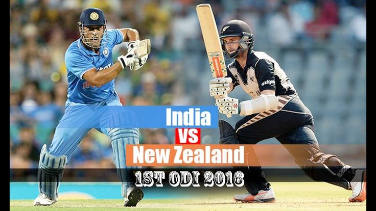 India VS New Zealand 1st ODI 2016  Highlights.  Please Subscribe: (https://www.youtube.com/c/SportsCelebrityWorldUpdates)  Topic: India VS New Zealand 1st ODI 2016 | New Zealand All Out In 190 | Highlights  India start the five-match ODI series against New Zealand in Dharamsala on Saturday. MS Dhoni returns to lead the side in the shorter format and will be without the services of Indias spin-twins R Ashwin and Ravindra Jadeja both rested for the series. New Zealand after losing the Test…