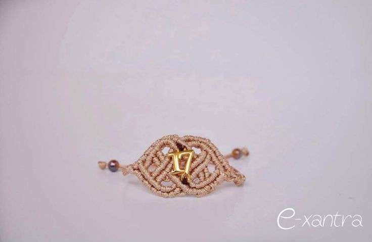 Learn how to make a Celtic Style macrame bracelet at e-xantra.gr