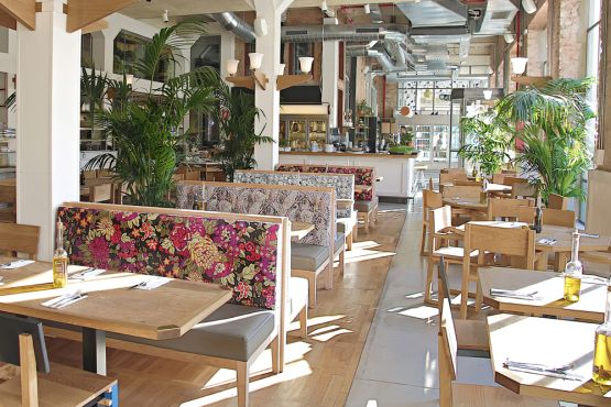 Restaurante Flax & Kale – Barcelona