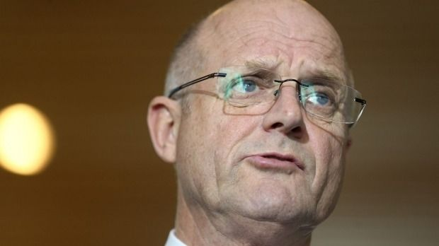 """NSW Senator David Leyonhjelm proposed paying an election campaign worker cash in hand, telling senior members of his party: """"We'll ignore tax""""."""