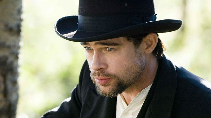 He also looks good in hat - Brad Pitty Hat