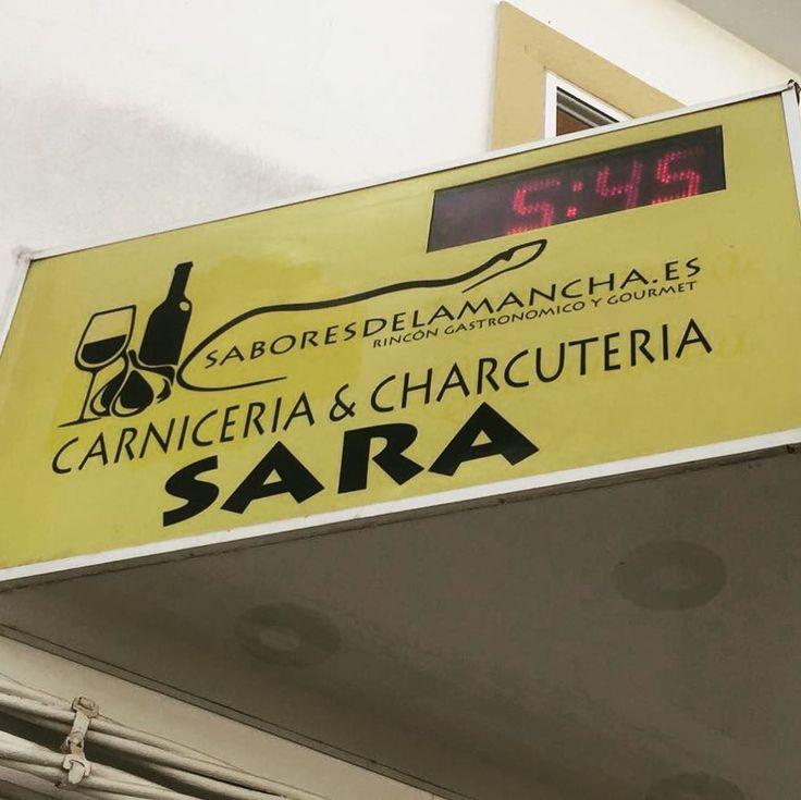 Sabores de La Mancha. Pásate a vernos en C/ Carretas 26 de El Provencio (Cuenca) también abrimos los domingos de 10:00 a 13:30 horas.  http://ift.tt/2mUCW9N  #tiendagourmet #tiendeo #goshoppoing #carniceria #charcuteria #gourmet #Alimentacion