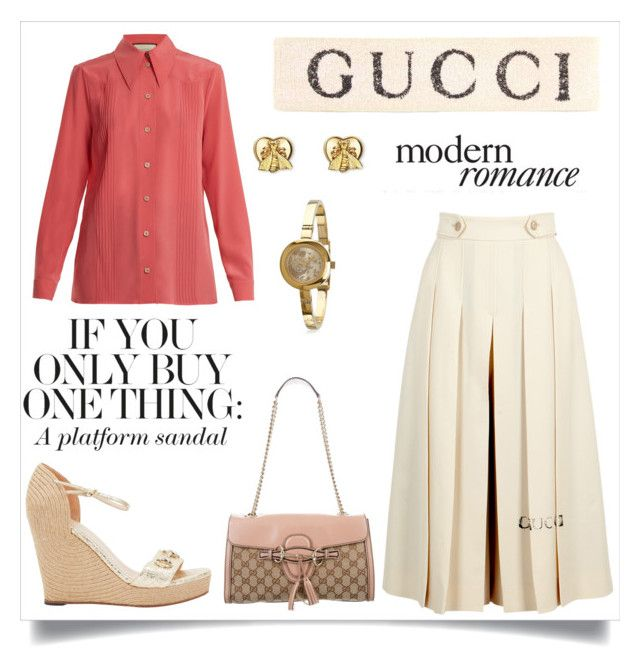 """""""Untitled #317"""" by joanna-tabakou on Polyvore featuring Gucci"""