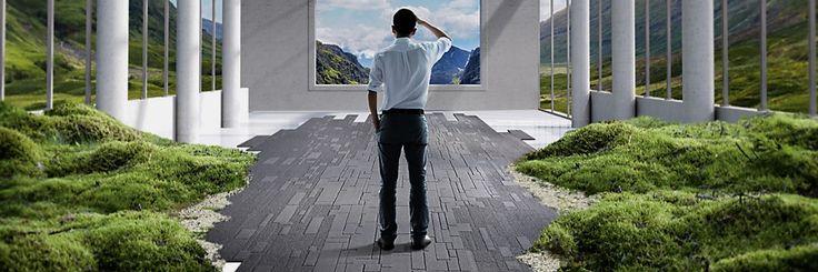 Equal measure collectie van Interface: breng het straatbeeld van buiten naar binnen