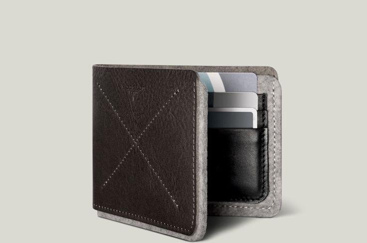 Slim is In: 11 Minimalist Wallets via Brit + Co