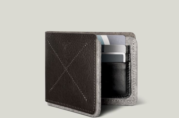 Slim is In: 11 Minimalist Wallets via Brit + Co