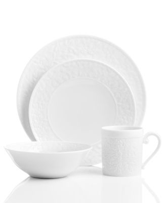 Bernardaud Dinnerware, Louvre 4 Piece Place Setting