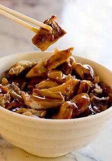 Teriyaki Chicken Freezer Meal