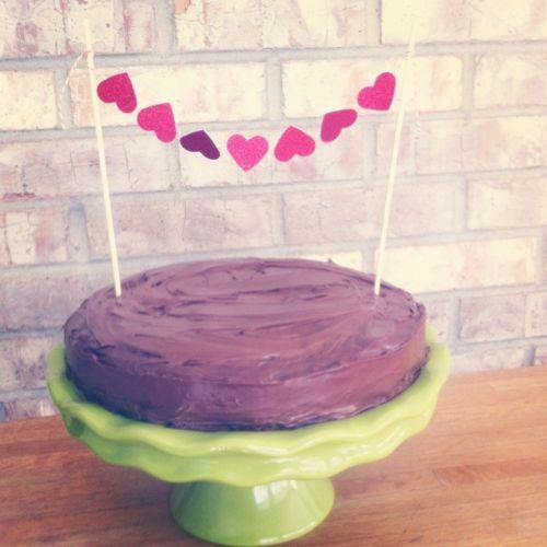 I like yellow birthday cake. - The Proper Pinwheel : The Proper Pinwheel