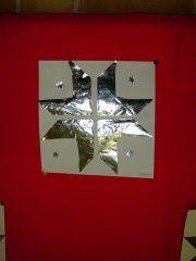 Kerstster (ook te maken van blokjes?)