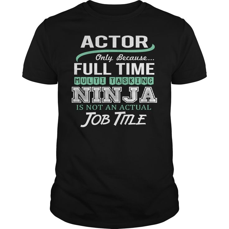 Awesome Tee For ᗐ Actor***How to ? 1. Select color 2. Click the ADD TO CART button 3. Select your Preferred Size Quantity and Color 4. CHECKOUT! If you want more awesome tees, you can use the SEARCH BOX and find your favorite !!Actor