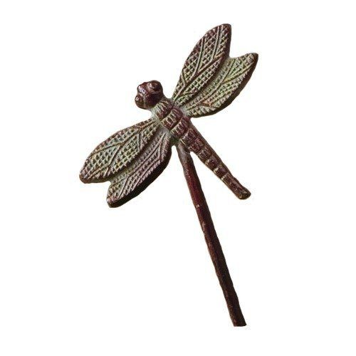 Ancient Graffiti Dragonfly Plant Pick, Set of 4 by Ancient Graffiti. $20.95. Nature-inspired gifts. Created using natural materials. Creates an artistic blending of your style and garden environment. Measures 14-inch. Ancient Graffiti dragonfly set of 4 plant pick. This nature-inspired gift and accessory for your home or garden is created using natural materials. Handcrafted to create an item that is handsome, built to last, and of good value. This item is made using honest mate...