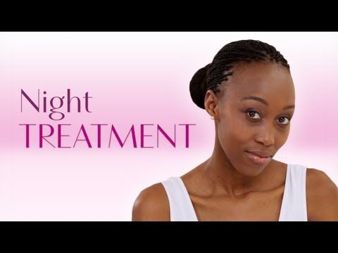 Palesa, teaches you why you should care for your skin at night & how to apply the flawless radiance Night Treatment.