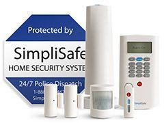 home security systems wireless home security burglar alarms