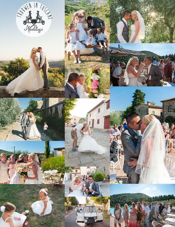De Toscaanse bruiloft van Tamara en Luciano, 5 september 2013