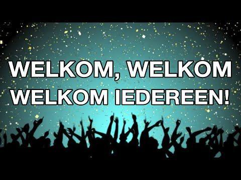 Welkom, welkom (met tekst) - Marcel en Lydia Zimmer - YouTube