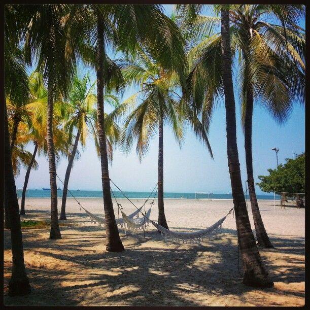 Irotama beach