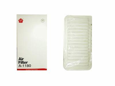 Air filter / filter udara Toyota Altis, Caldina, Corolla, ISIS  http://agrizalfilter.blogspot.com/2013/11/airfiltersaringanudaratoyotaaltiscaldinacorollaisis.html