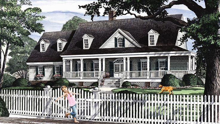 Home plan homepw77422 2566 square foot 4 bedroom 3 for Www home plans