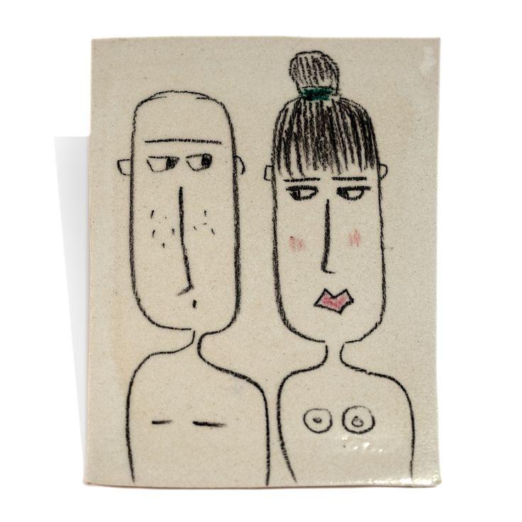 ceramic postcards @eaceramicstudio