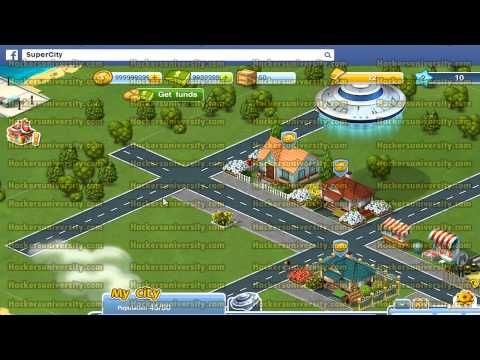 SuperCity Hack (Unlimited Super Bucks and Coins Cheats)
