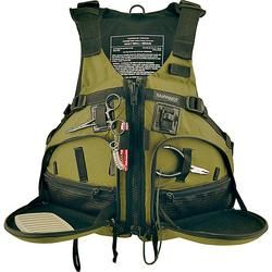 Stohlquist WaterWare Fisherman Fishing Kayak Life Jacket