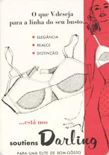 Darling nos anos 50.