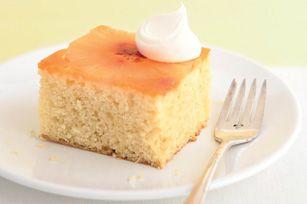 Upside-Down Sunshine Cake Recipe - Kraft Recipes