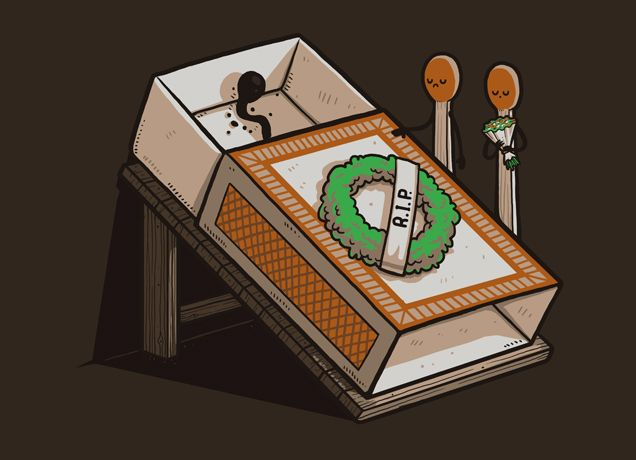 Naolito.com – Funny Illustrations for T-shirt