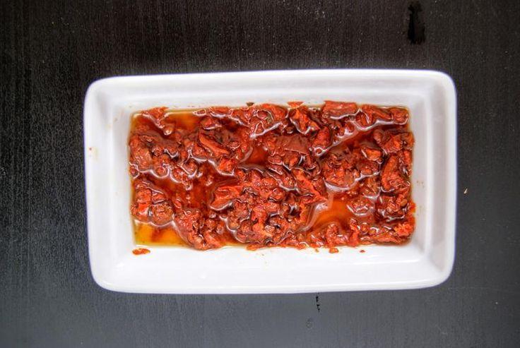 Sos z suszonych pomidorów - Największy blog o domowym pieczeniu pizzy