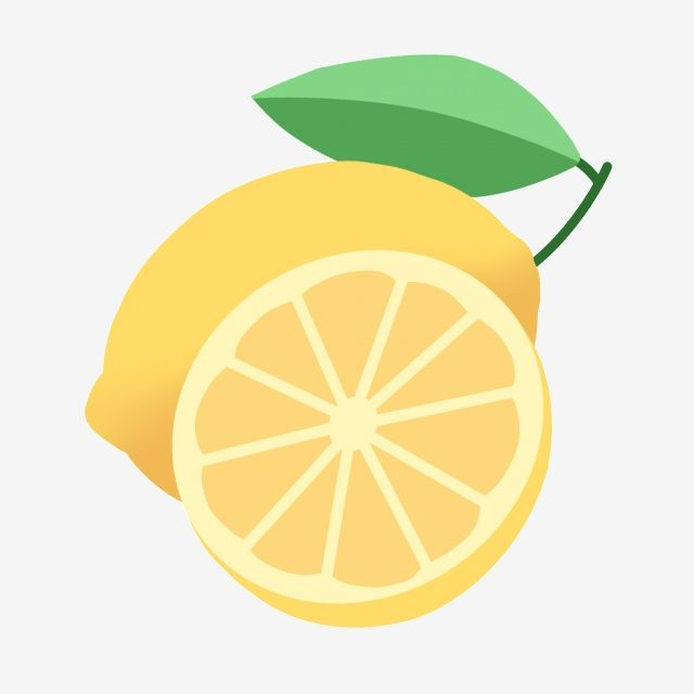 Yellow Cartoon Lemon Illustration Fruit Lemon Yellow Png Transparent Clipart Image And Psd File For Free Download Lemon Painting Lemon Drawing Fruits Drawing