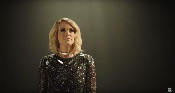 "Carrie Underwood Turned ""Somethin' Bad"" Into the Most Epic ""Sunday Night Football"" Theme of All Time"