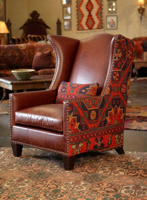 53 best Leather Furniture images on Pinterest   Leather furniture, Accent  chairs and Campaign