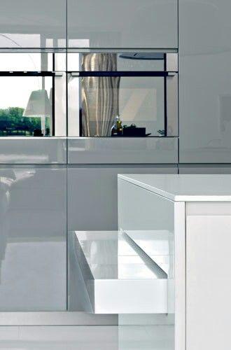 Best Kitchen Images On Pinterest Kitchen Ideas Kitchen And - Contemporary kitchen with modular work island el_01 by elmar