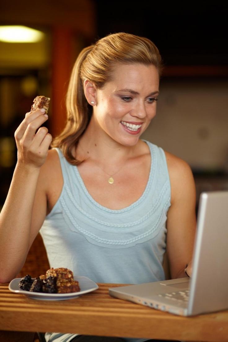 RECIPE: Natalie Coughlin#039;s Favorite Snack Bars