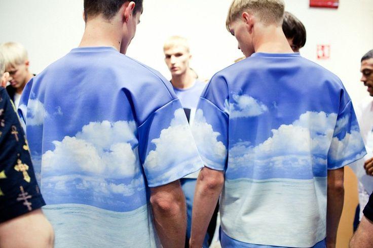 Calvin Klein Collection Menswear SS14