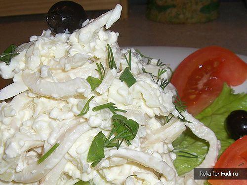 Кулинарные рецепты. салат с языкоми грибами
