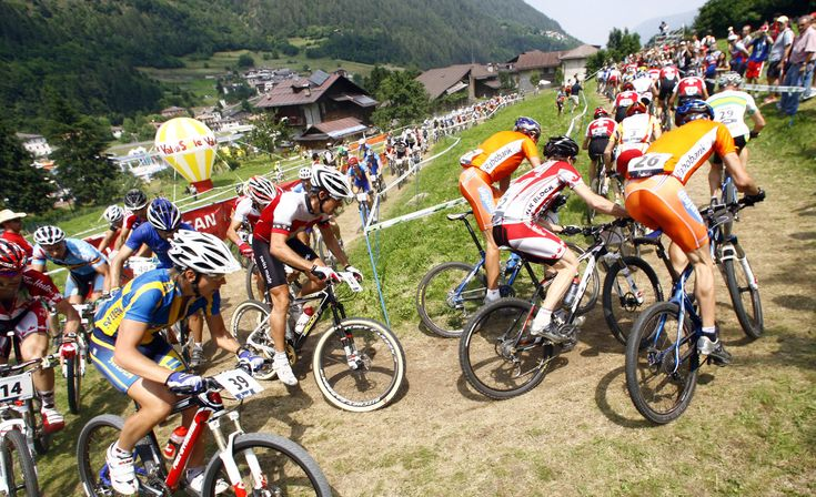 Mountain Bike World Cup Stage
