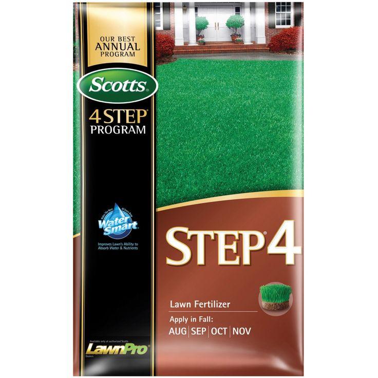 Scotts Lawn Pro Step 4 Lawn Fertlizer (2515) - Lawn Fertilizers - Ace Hardware