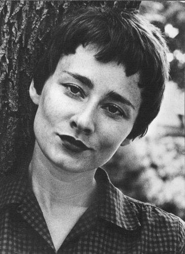 Halina Poświatowska (9.5.1935 - 20.9.1967), my favourite polish poet (fot. EastNews)
