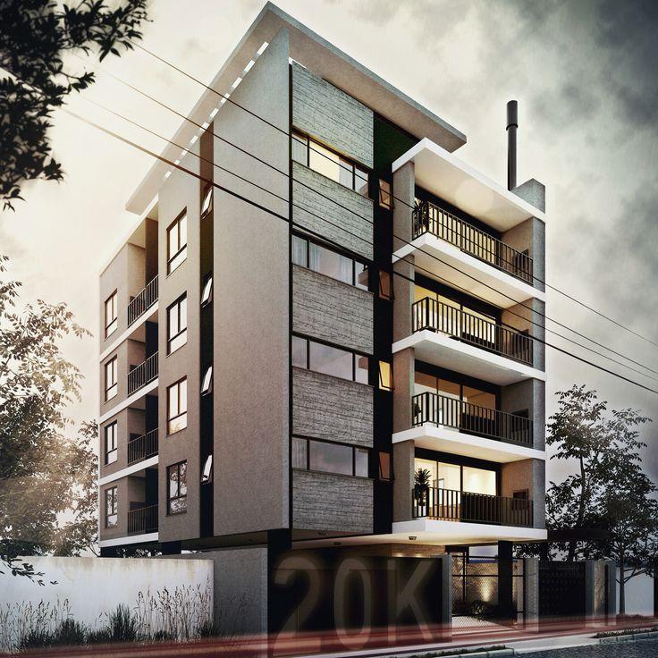 P395 | B-01 Projeto: Residencial Multifamiliar Cliente: Bensvelo Construtora Cidade: Piçarras / SC