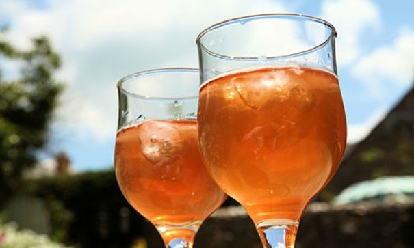 How to make rhubarb wine | Life and style | The Guardian