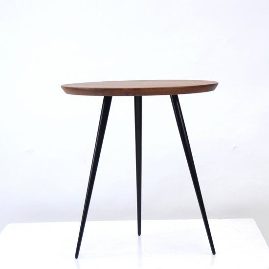 GST342B Mols Round Side Table (tall)