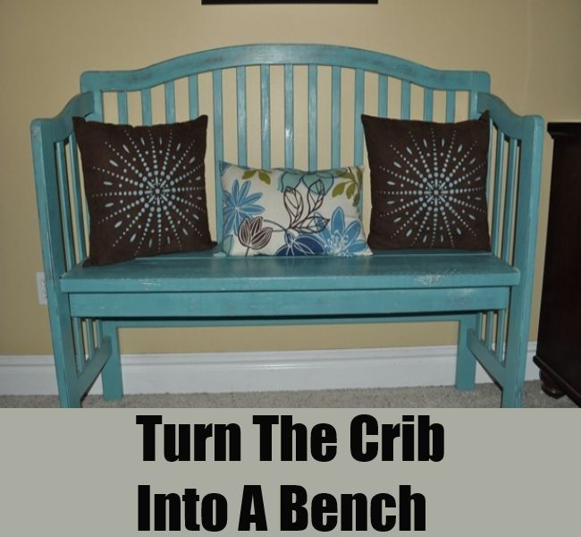 Reusing Old Furniture best 20+ reuse cribs ideas on pinterest | repurposing crib, old