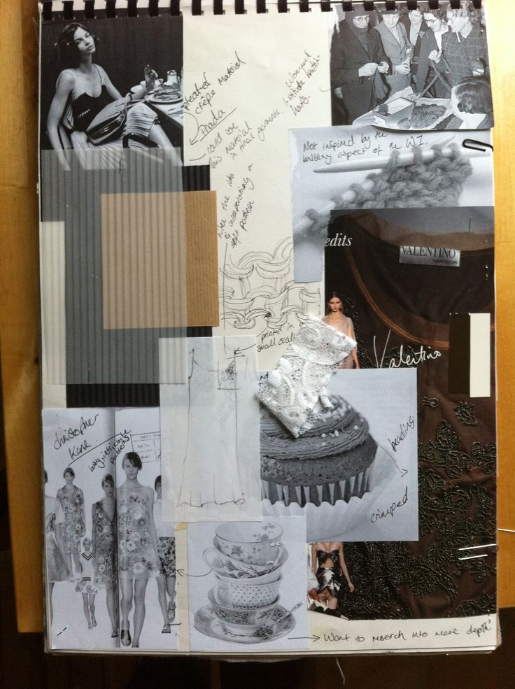 Fashion design research papers