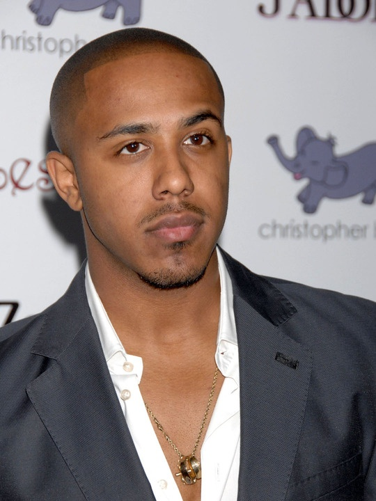 Marques Houston - African American and Mexican American